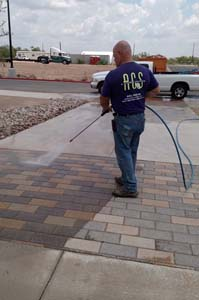 A Cleaner Solution: Post Construction Clean Up, Janitorial Services and Pressure Washing in Lubbock. Call today - (806) 792-5888